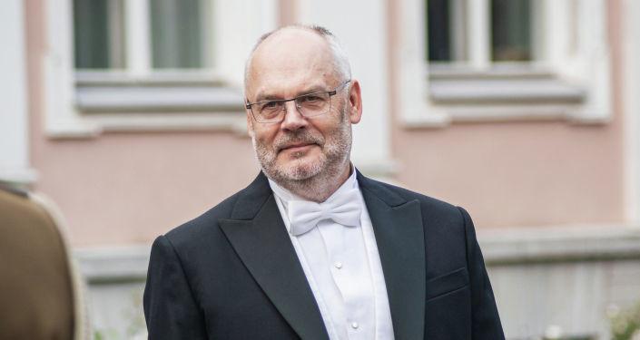 """Первый официальный визит нового президента Эстонии пошел в Латвии """"комом"""""""