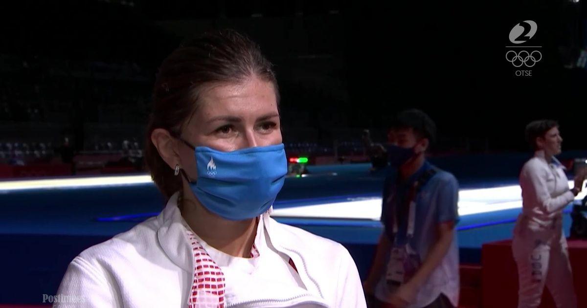 Беляева, одержавшая победу над действующей чемпионкой Европы: мы обе боялись