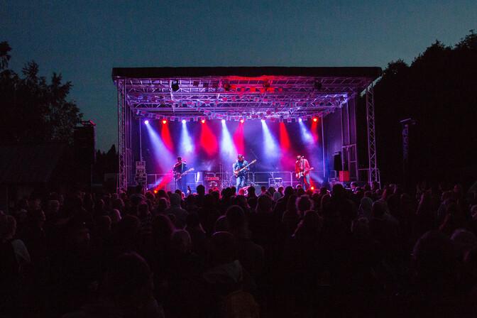 На июльский фестиваль Võnge в волость Тырва приедут известные зарубежные и местные артисты
