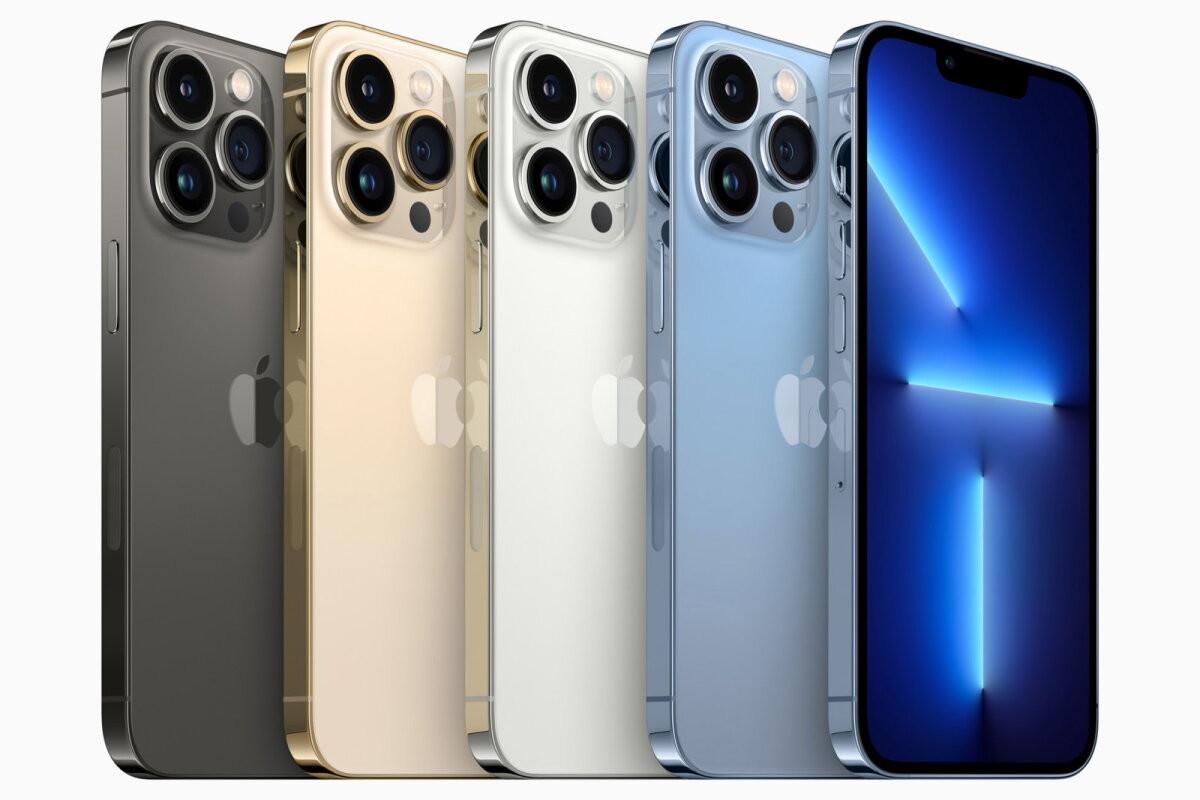 Apple представила новые iPhone 13, Pro и Max — самые дорогие в истории
