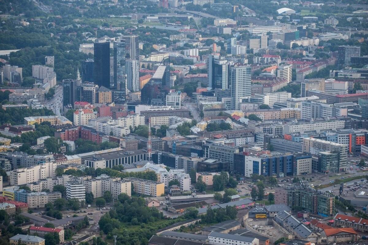Льготы по оплате за аренду площадей в центре Таллинна сохранятся до конца августа