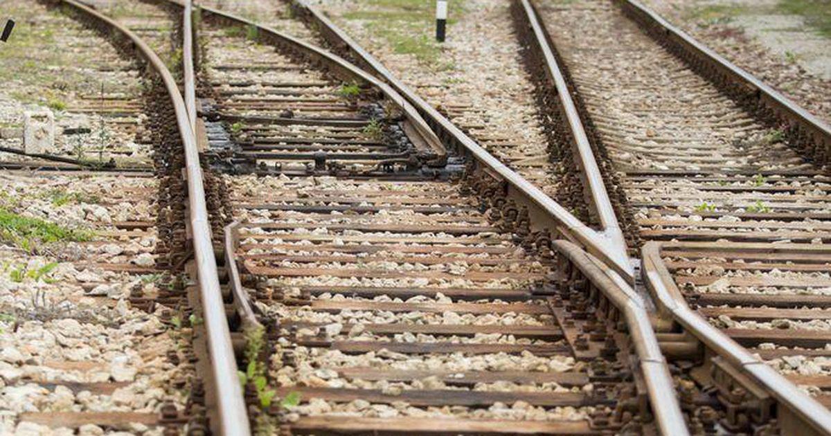Два грузовых поезда в России столкнулись из-за сердечного приступа машиниста