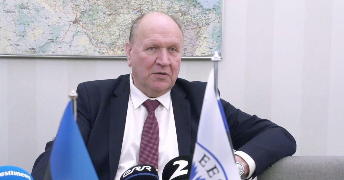 Март Хельме создает в Рийгикогу группу поддержки выхода Эстонии из ЕС