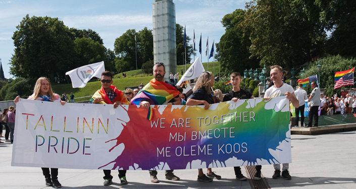 """Центр по правам человека: жители Эстонии """"расслабились"""" в отношении ЛГБТ"""