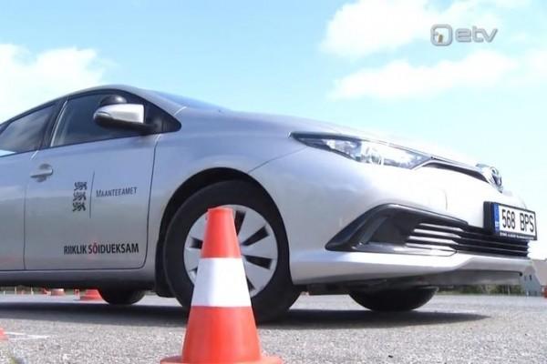Из-за болезни экзаменаторов в Эстонии отложили около 80 экзаменов по вождению