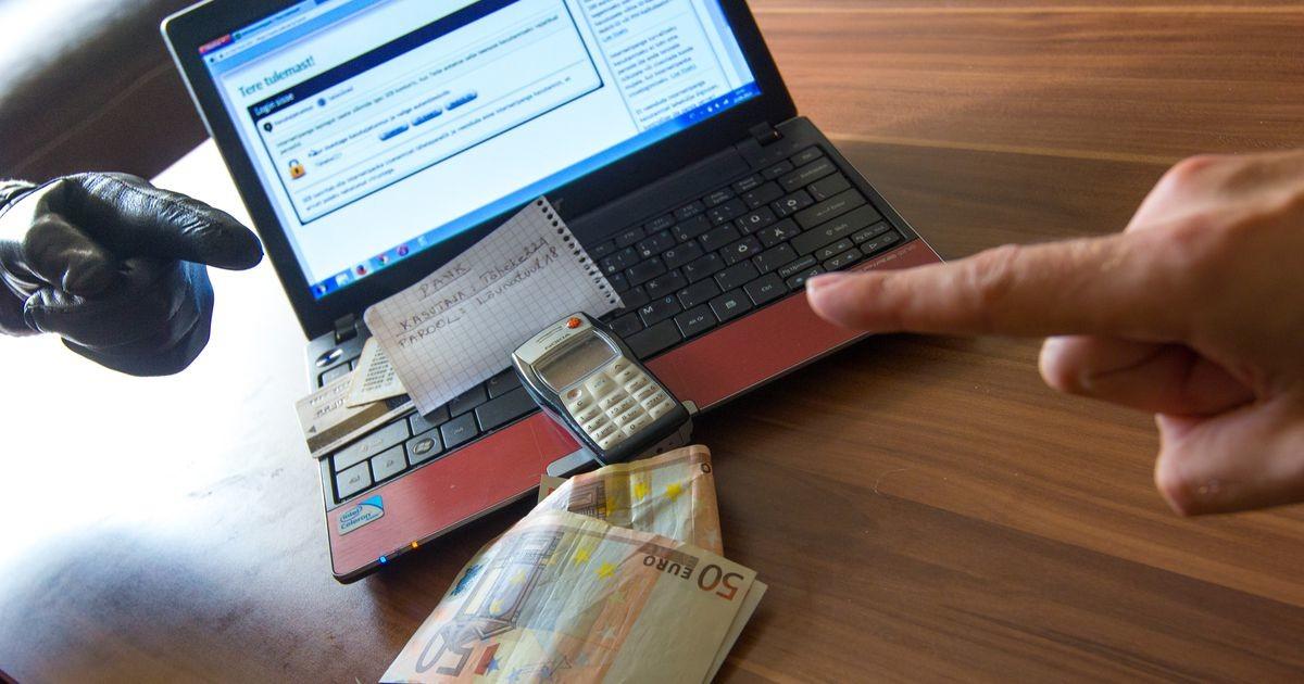 Мошенники выманили у двух жителей Ида-Вирумаа более 13 000 евро