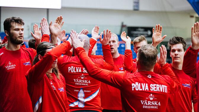 В чемпионате Эстонии по гандболу выступят 6 команд: первый матч пройдет в среду