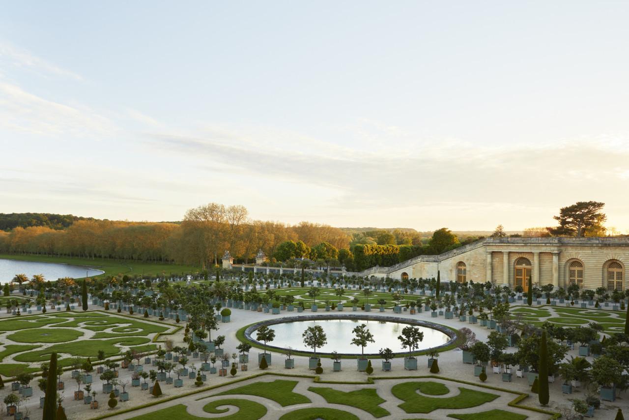 Впервые в истории на территории Версальского дворца открылся отель