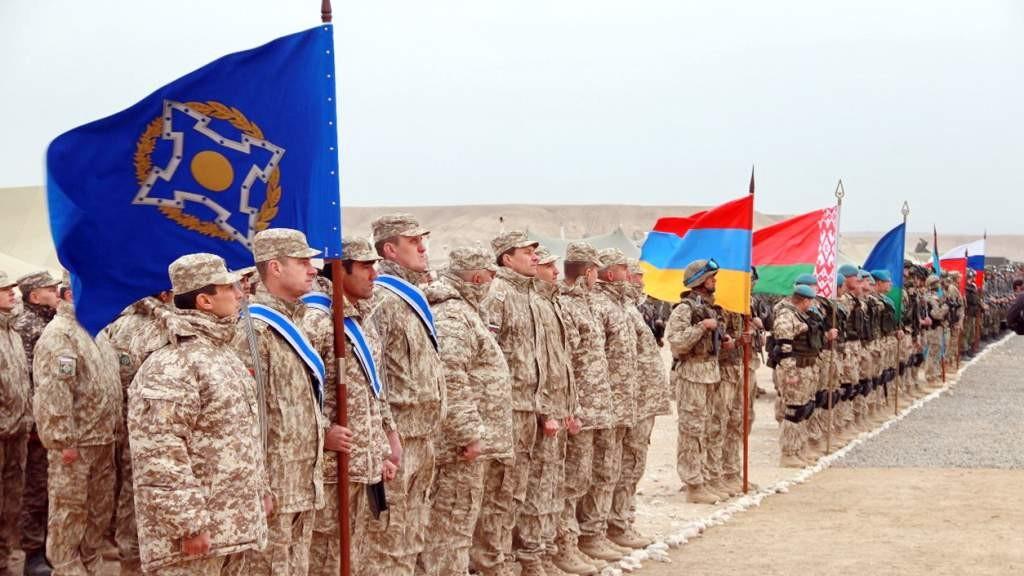 В Таджикистане пройдут учения ОДКБ