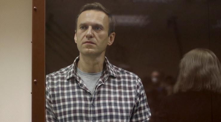 Алексея Навального привезли в исправительную колонию в Покрове
