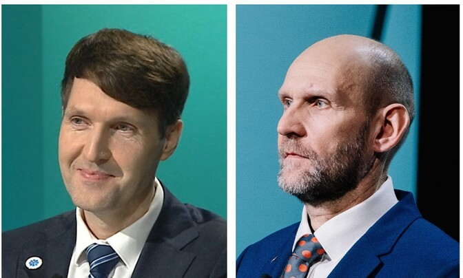 EKRE и Isamaa инициируют вотум недоверия министру обороны Калле Лаанету