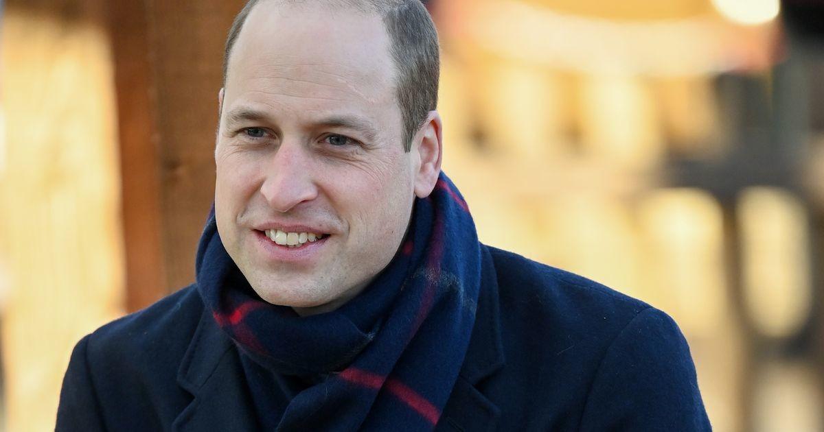 Принц Уильям признан самым сексуальным мужчиной с лысиной. Он обогнал даже Брюса Уиллиса!