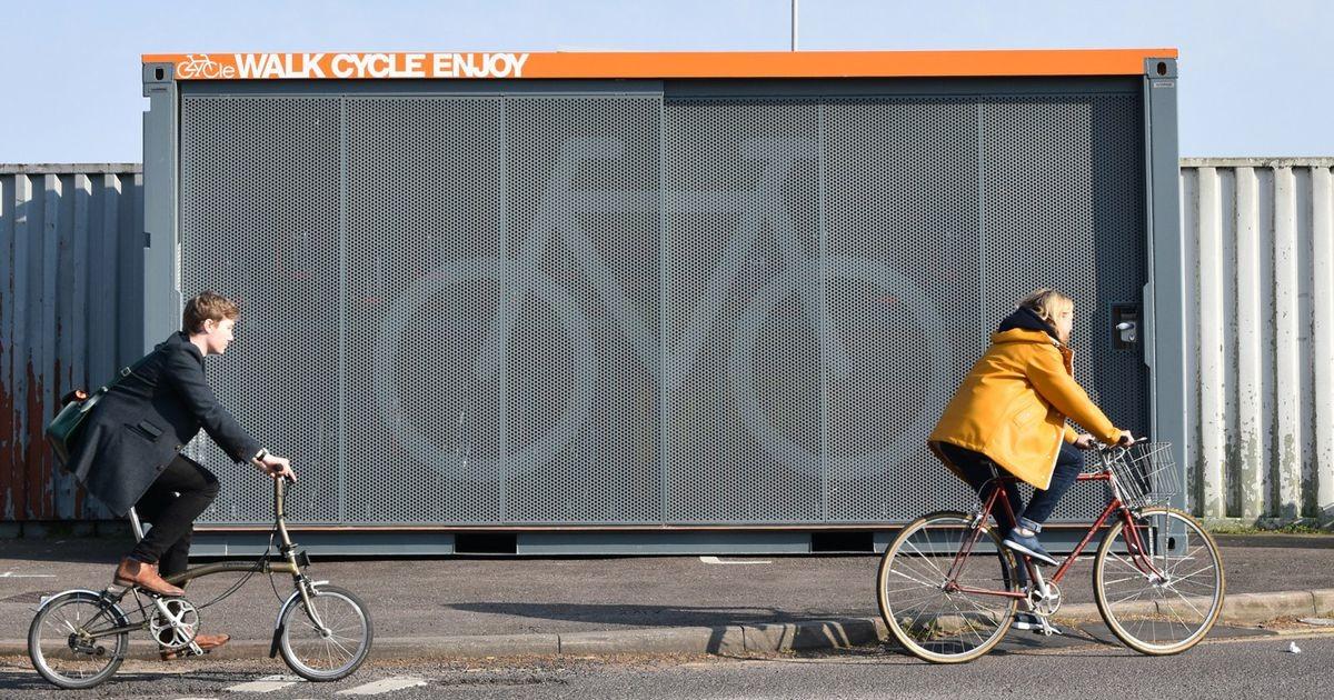Квартирные товарищества Ласнамяэ смогут получить бесплатные велодома