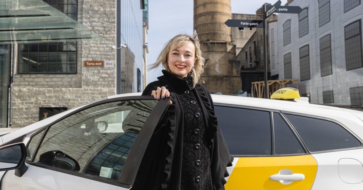 Откровения таксиста, или С Элиной по Таллинну: что побудило женщину сесть за баранку?