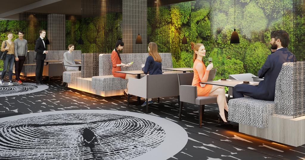 В центре Таллинна открывается двухэтажный ресторан на 228 мест
