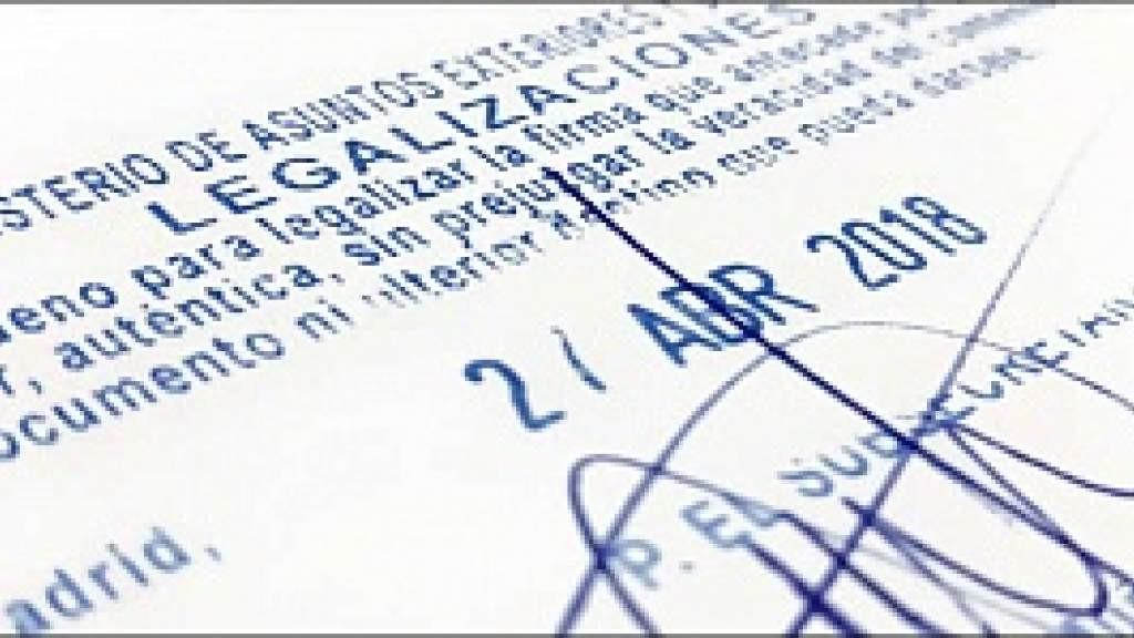 Вступила в силу Европейская конвенция об отмене легализации консульских документов