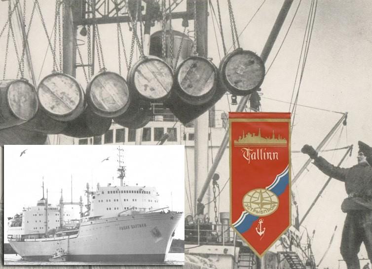 «Океан»/«Эстрыбпром» — рыбная промышленность, которую Эстония потеряла