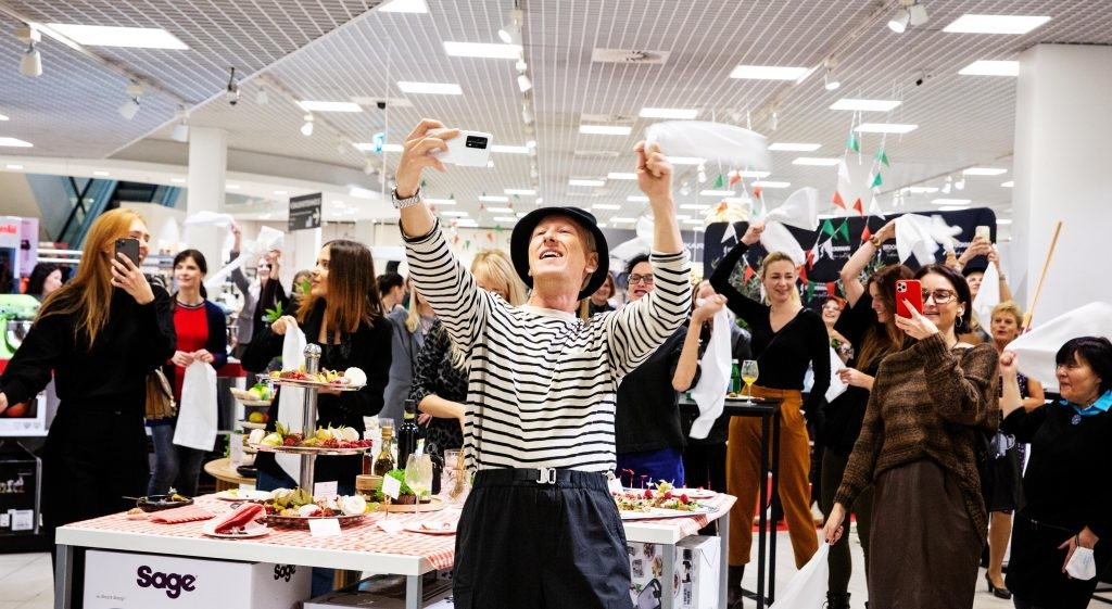 ФОТО: в Stockmann начался «Итальянский месяц» — непременно попробуйте эти 7 деликатесов