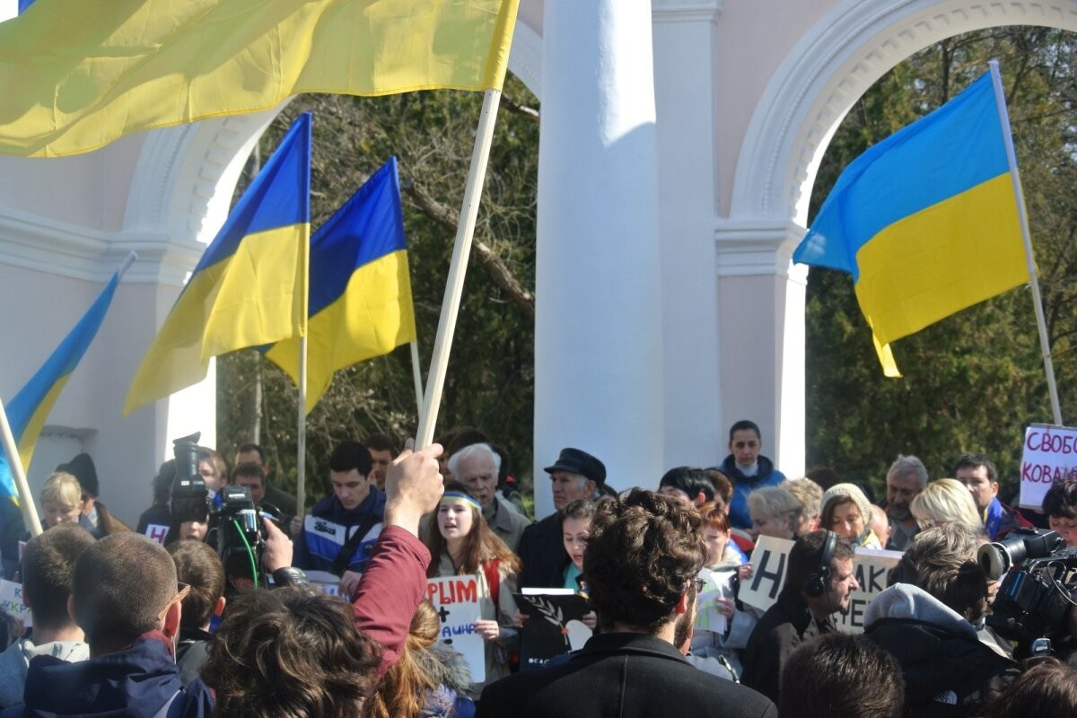 Заявление депутатской группы по парламентским связям с Украиной: нельзя забывать Крым