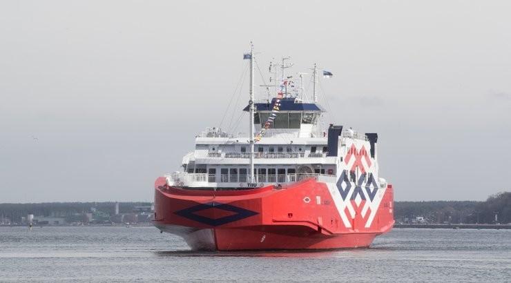 У моряков паромов Tõll и Tiiu обнаружили коронавирус. Число рейсов на острова временно сократили