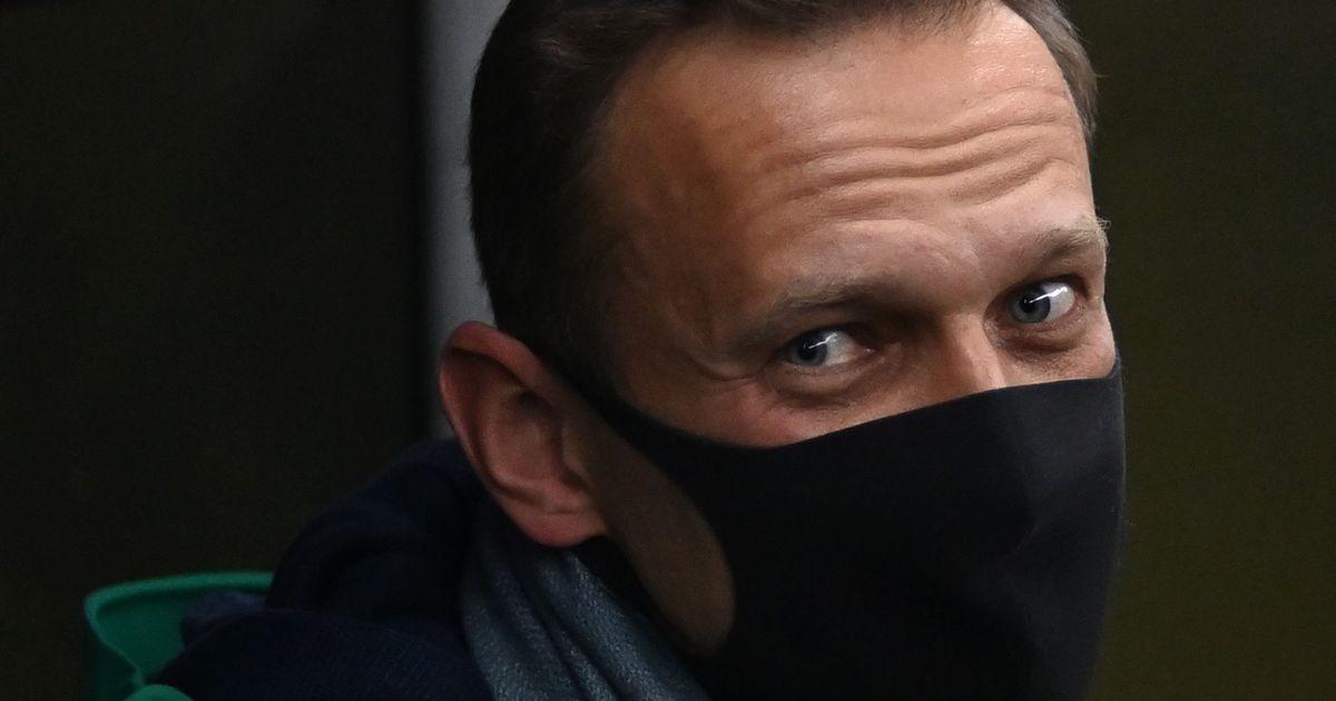 Bloomberg: Навального могут отправить за решетку на 10 лет