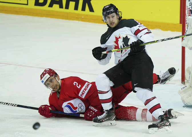 На следующем ЧМ по хоккею Канада снова сыграет с Россией