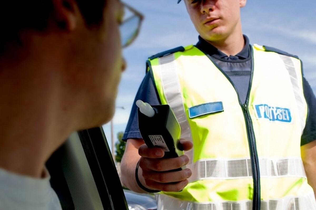 За прошедшие сутки полиция задержала 17 водителей в нетрезвом состоянии