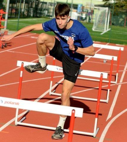 Савва Новиков завоевал еще одну золотую медаль на соревнованиях в Белграде