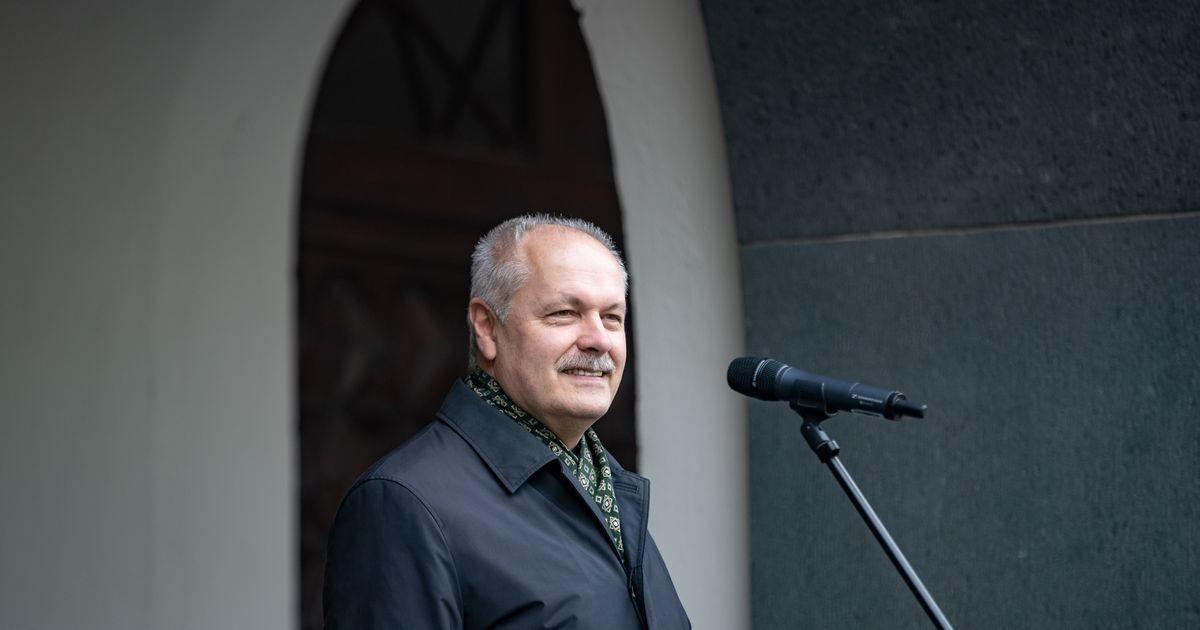 В случае избрания Хенн Пыллуаас пообещал стать также президентом соцдемов и геев
