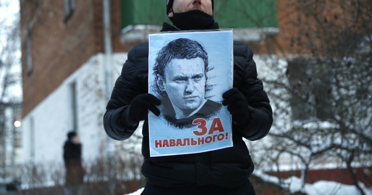 В Таллинне пройдет митинг в поддержку Навального