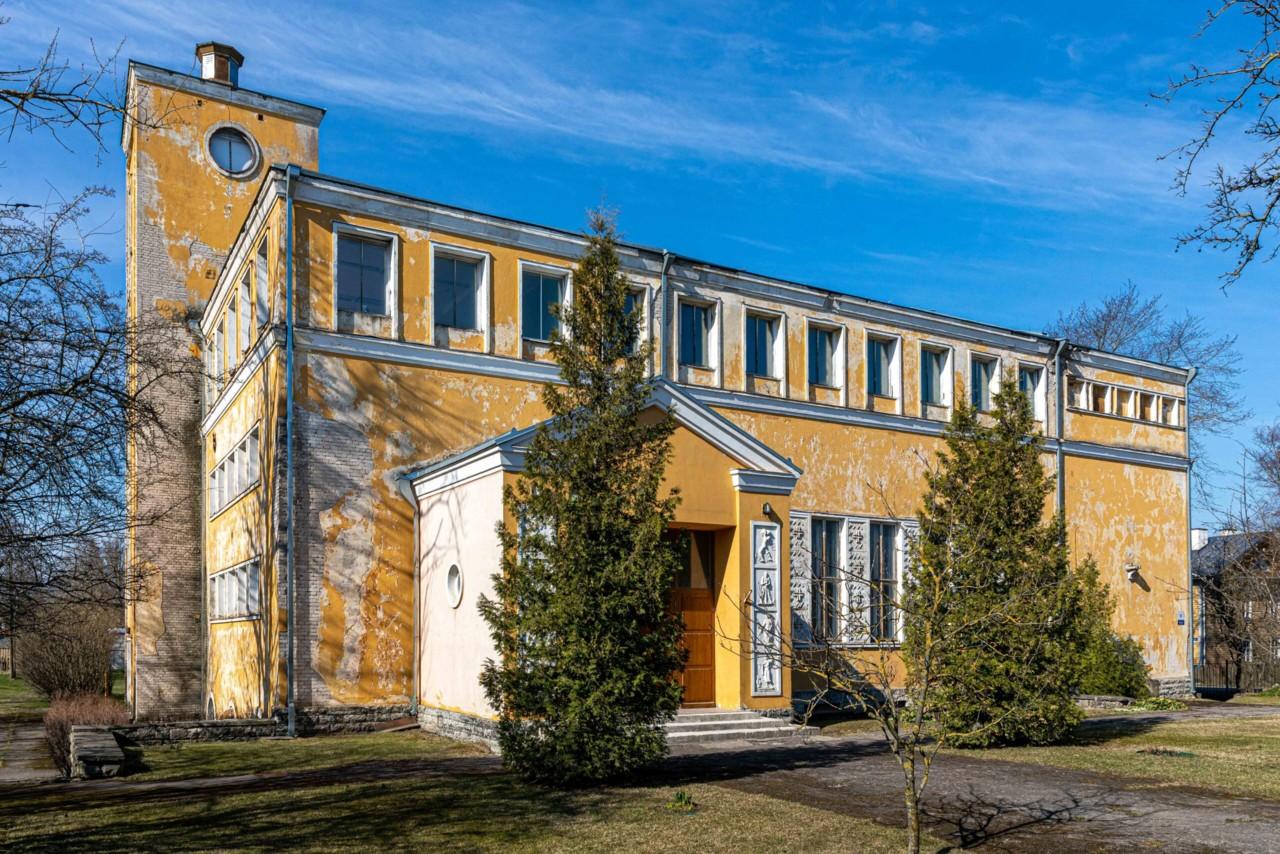 Таллинский Клуб Моряков станет общественным центром садоводов и огородников