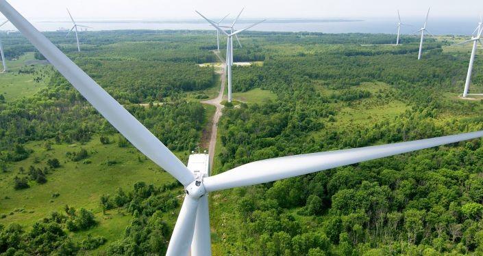 """Деньги на ветер: власти Эстонии закупят крупную партию """"зеленой"""" энергии"""