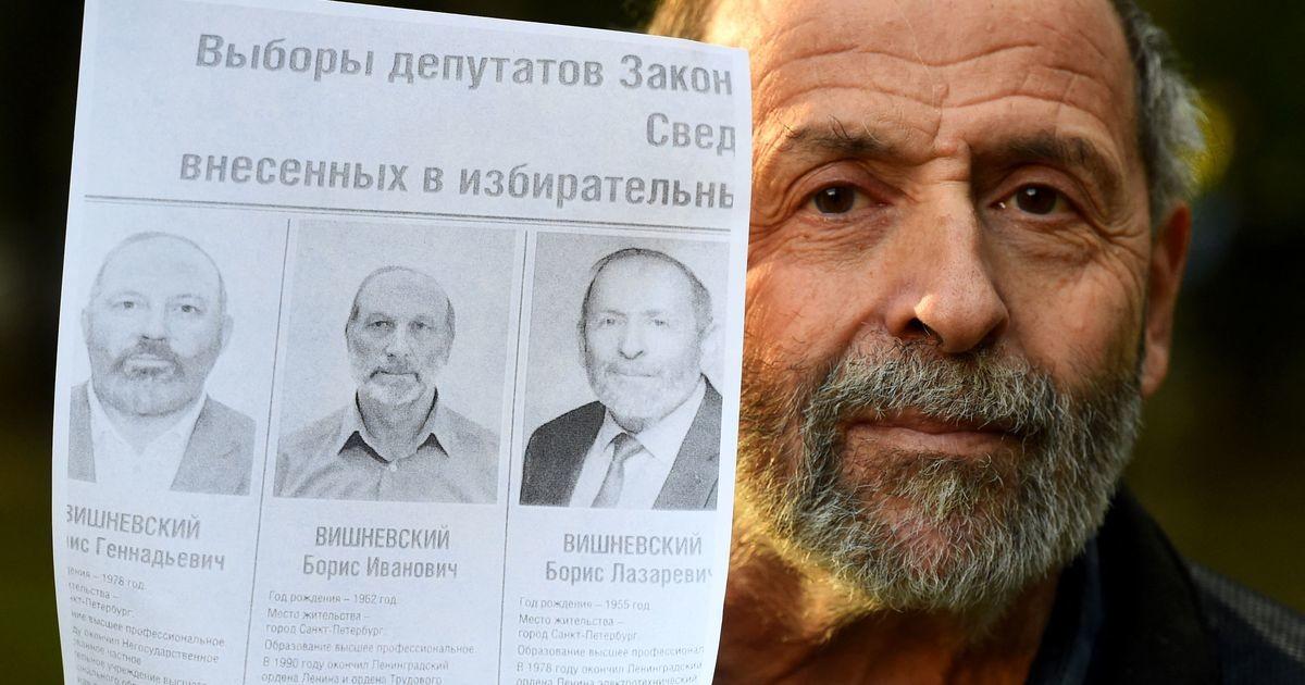 Выборы в Госдуму: двойники и маньяк, рекламирующий коммунистов