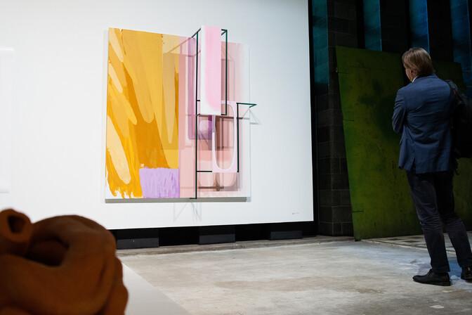 """В галерее """"Солярис"""" открылась выставка """"Проверка чуда"""""""