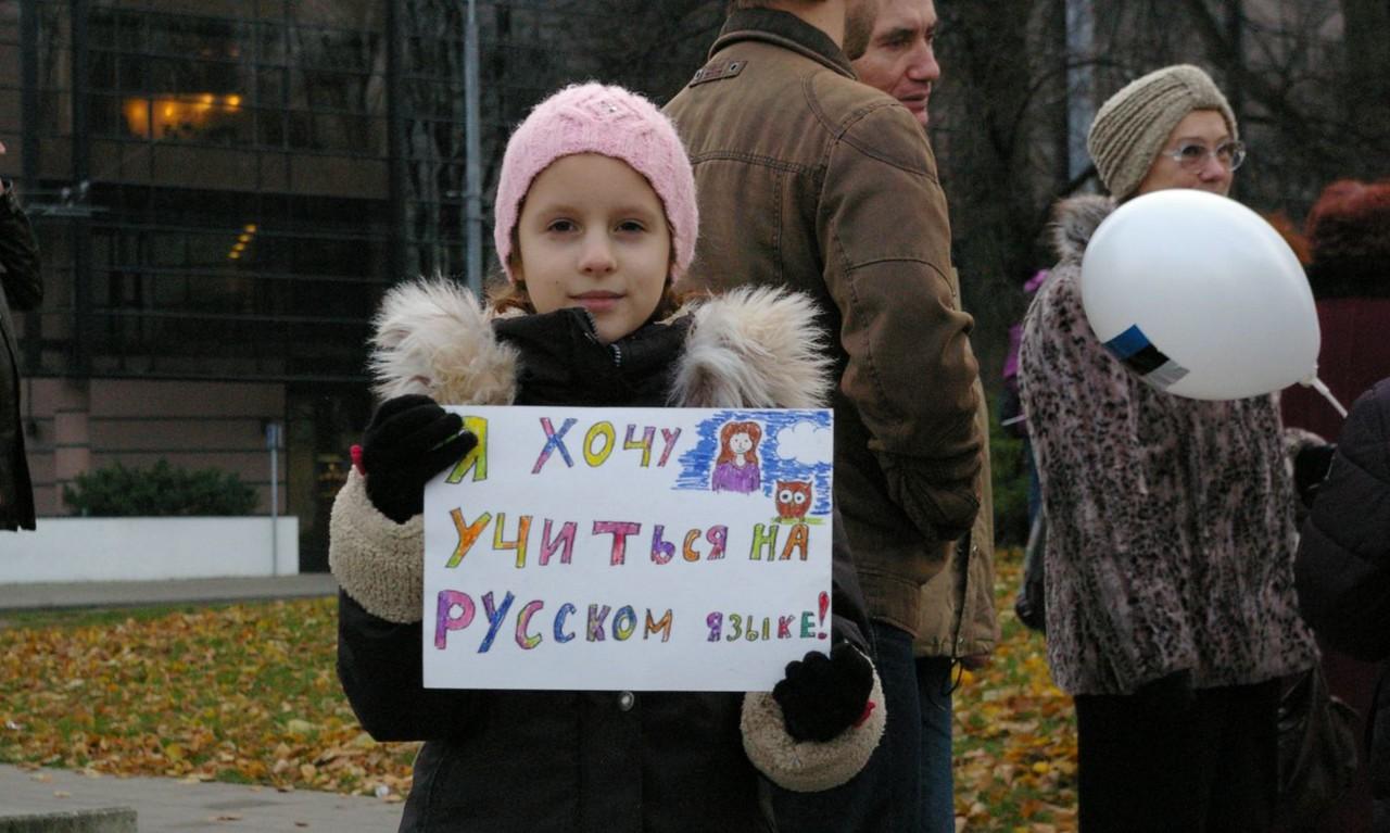 """Димитрий Кленский: """"Тотальная эстонизация образования, это уже не русофобия, это – начало Russenfrei"""""""