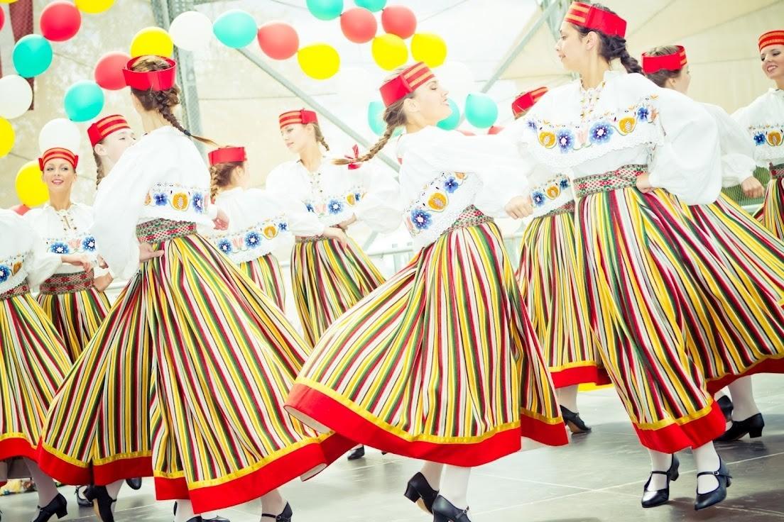 В Таллине пройдут Дни национальных культур: откроется этноярмарка на Ратушной площади