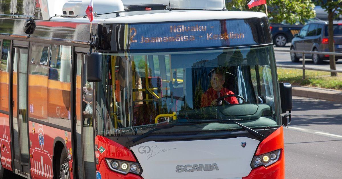 В Тарту собираются перевести все автобусы на водородное топливо