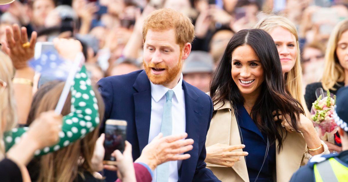 Мы в восторге: королевская семья поздравила Меган и Гарри с рождением второго ребенка
