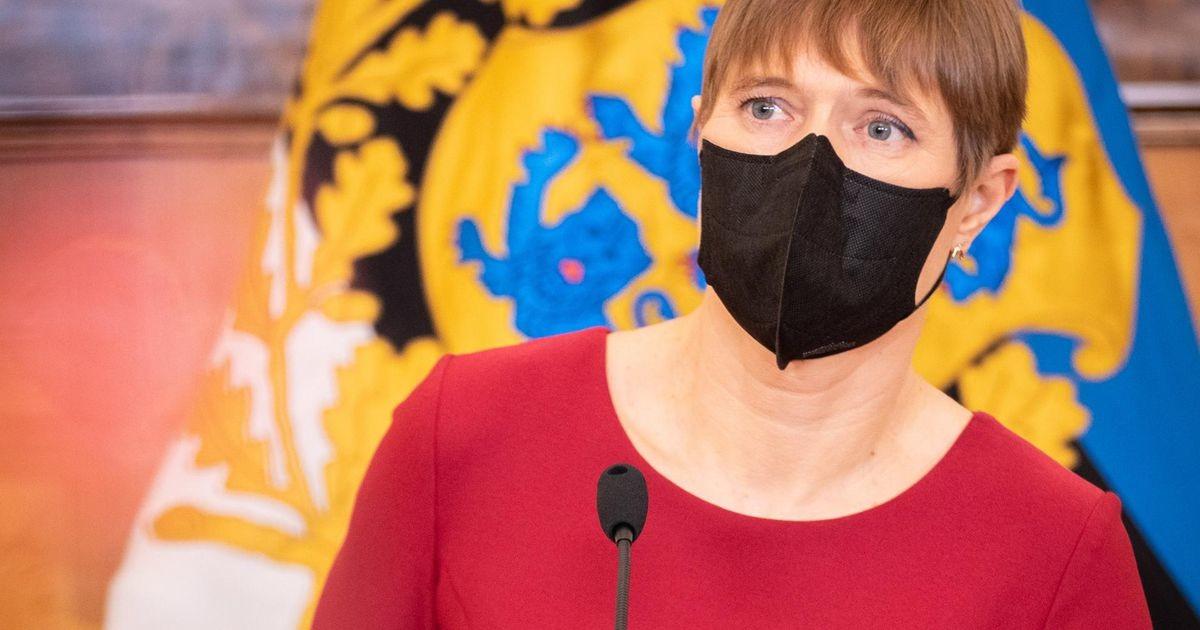Кальюлайд: реакция российских властей демонстрирует их слабость