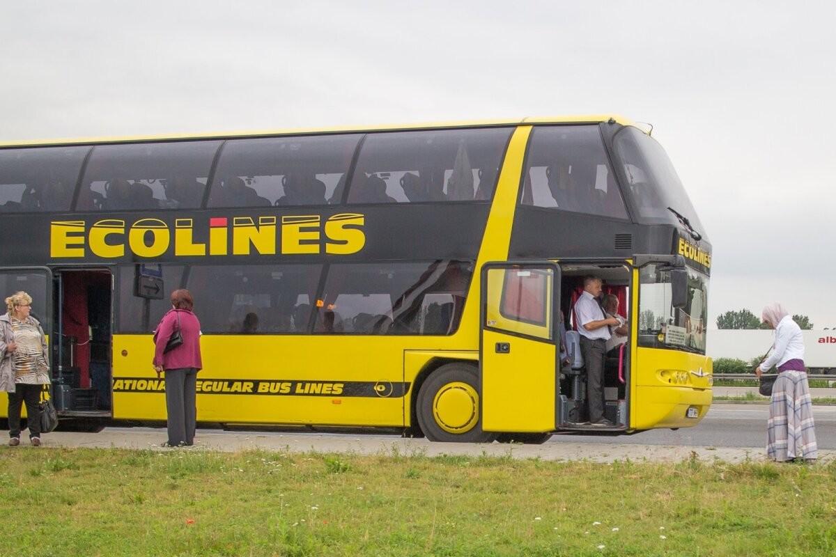 Компания Ecolines возобновляет автобусные рейсы между Ригой и Москвой