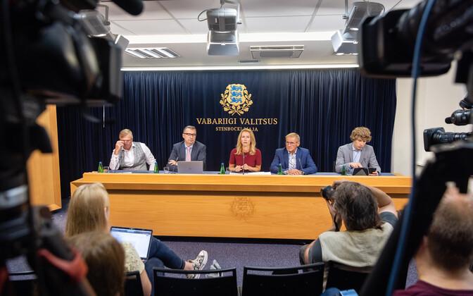 Суд дал Госканцелярии право выбирать, кого пускать на правительственные пресс-конференции