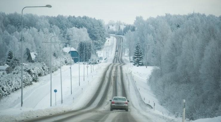 Водитель, помни! Холода могут ухудшить работу тормозов