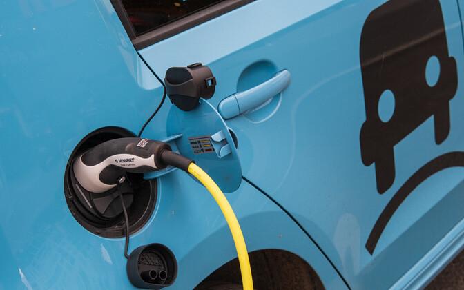 Эстонская электросеть готова к переходу на электромобили