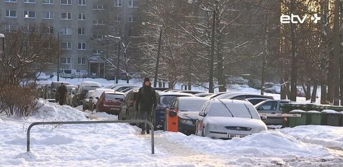 За неделю 40% всех зарегистрированных в Таллинне случаев коронавируса пришлось на долю Ласнамяэ