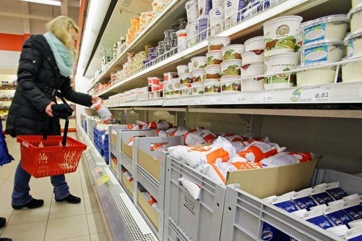 """""""Молоко не должно быть дешевым"""". В Рийгикогу определили, по какой цене нужно продавать эстонское молоко"""