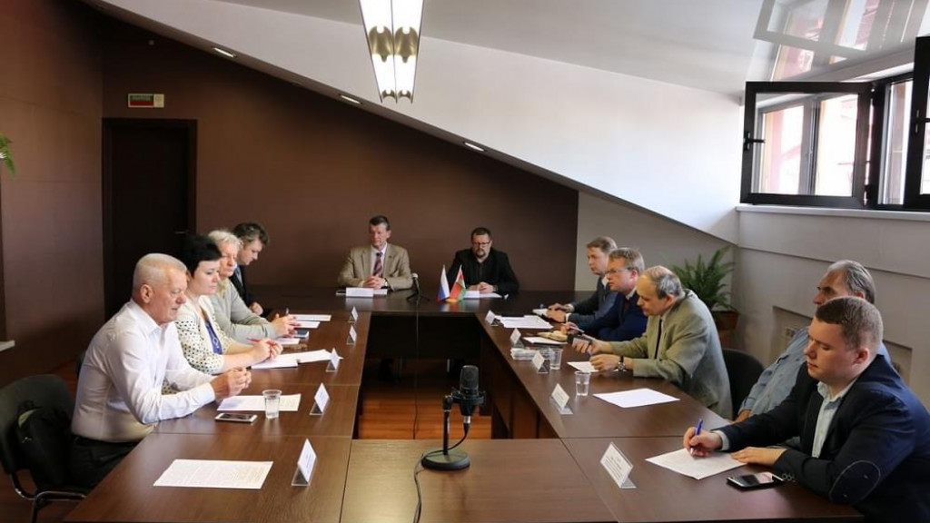 На белорусско-российской конференции обсудили «натиск на Восток»