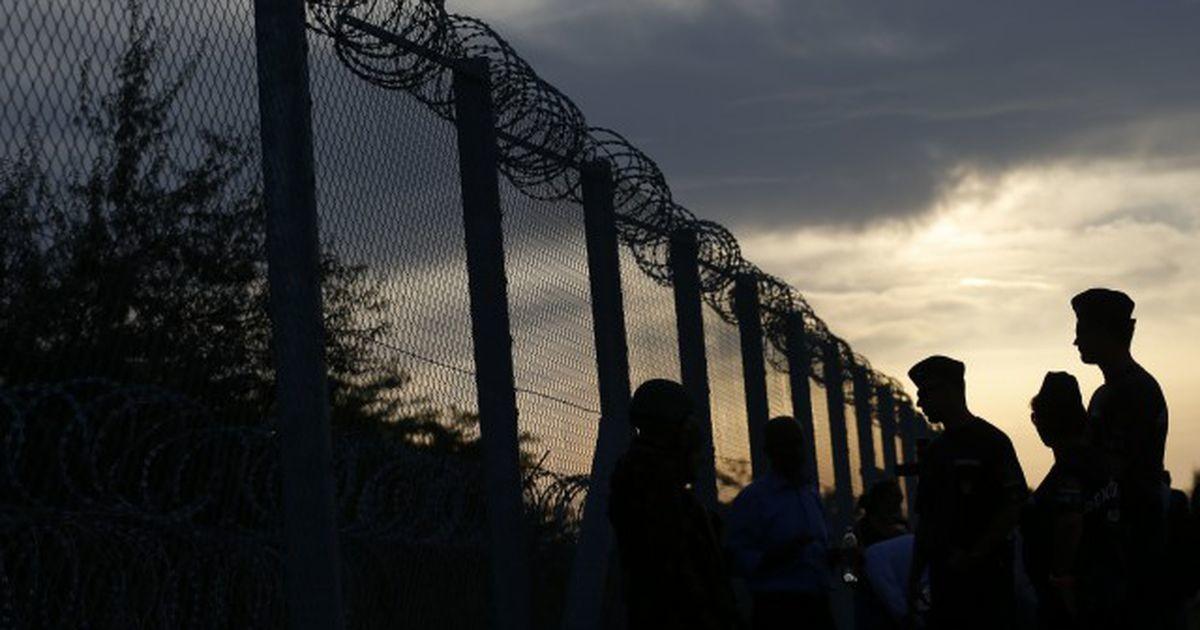 Литва планирует построить четырехметровый проволочный забор на границе с Беларусью
