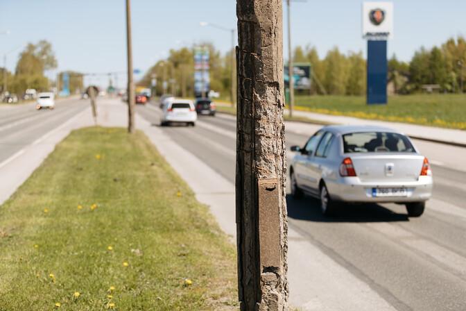 Ремонт Петербургского шоссе обещает стать самым дорогим дорожным проектом в истории Таллинна