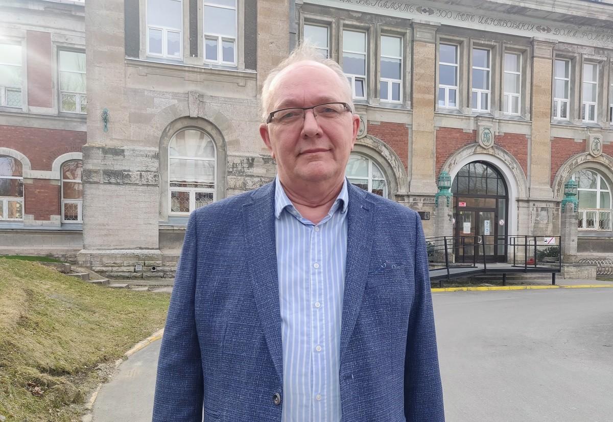 Доктор Кыргвеэ: медицина в Нарве может быть не хуже, чем в Тарту