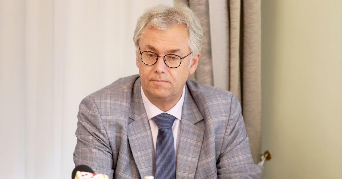 В Латвии обнаружен колумбийский штамм коронавируса